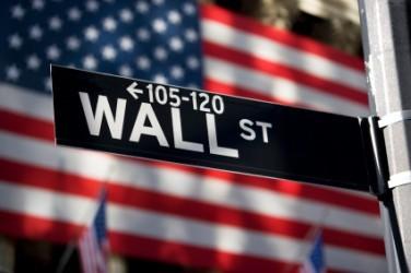 Wall Street torna a salire, bene il settore finanziario