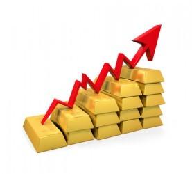 Il prezzo dell'oro vola dopo crollo ISM non manifatturiero