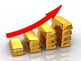 Il prezzo dell'oro prosegue il rally. Attenzione ora ad area 1.350 dollari