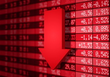 La Borsa di Milano apre la settimana in forte ribasso