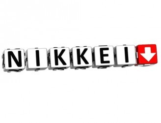 La Borsa di Tokyo interrompe la serie positiva, Nikkei -0,4%