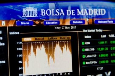 Le borse europee chiudono con il segno più, Madrid la migliore