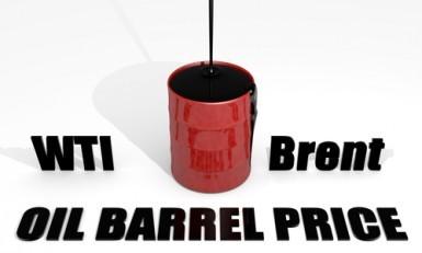Petrolio: Il Brent ed il WTI chiudono a due velocità