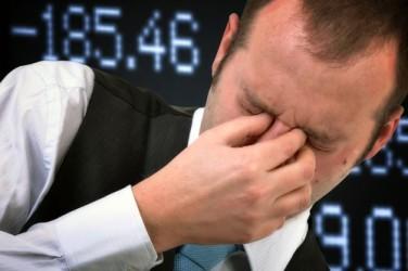 Piazza Affari la peggiore borsa europea a causa del crollo dei bancari