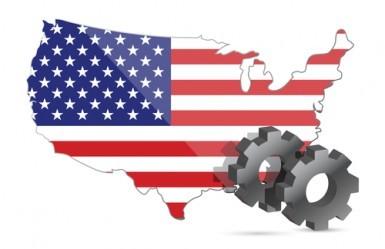 USA, gli ordinativi all'industria rimbalzano a luglio