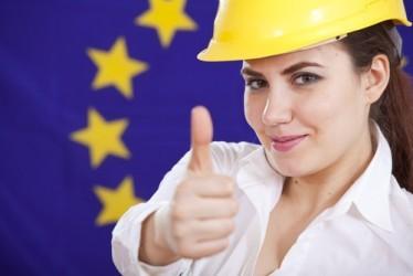 Eurozona, l'attività economica riprende vigore, massimi da 10 mesi
