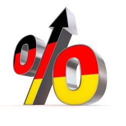 Germania: Forte rimbalzo della produzione industriale in agosto