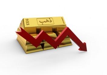 Il prezzo dell'oro estende le perdite, peggior settimana da tre anni