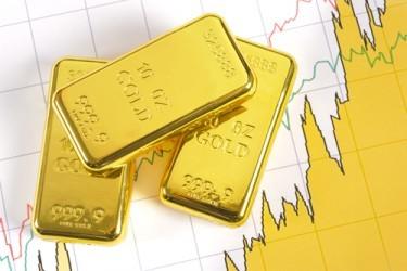 Quotazione oro ai massimi da due settimane grazie a debolezza dollaro