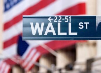 Wall Street chiude poco sopra la parità, tonfo di Twitter