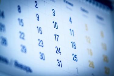 Wall Street: L'agenda della prossima settimana (10 - 14 ottobre)
