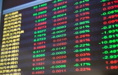 Borse Asia-Pacifico quasi tutte in rosso, Shanghai controtendenza