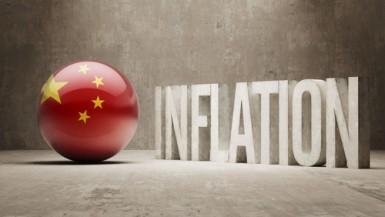 Cina: L'inflazione sale ai massimi da sei mesi