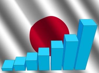 Giappone, l'economia accelera, PIL terzo trimestre +2,2%