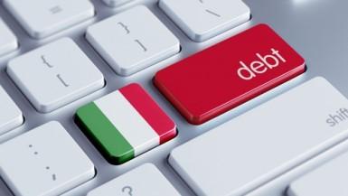 Il debito pubblico scende per il secondo mese di fila