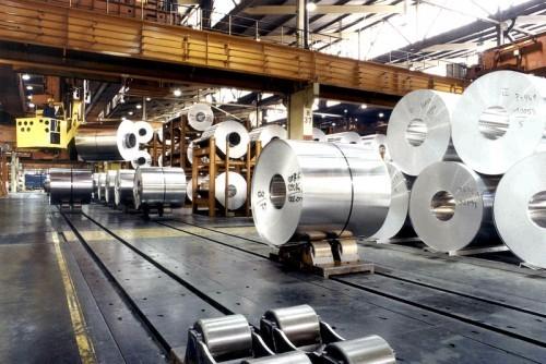 Alluminio, produzione mondiale supera 5 milioni di tonnellate, nuovo record