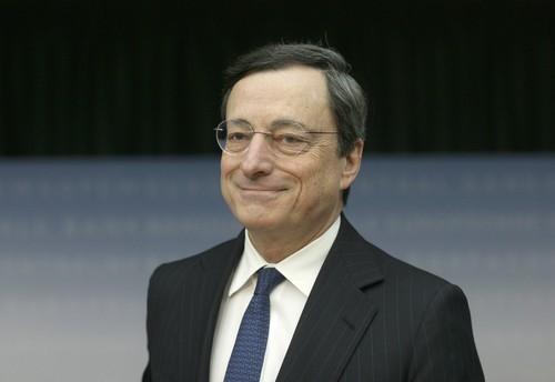 Draghi: BCE non ha discusso