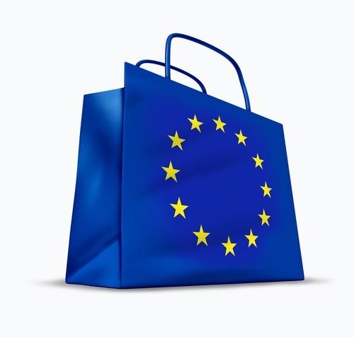 Eurozona, vendite al dettaglio +1,1% ad ottobre, sopra attese