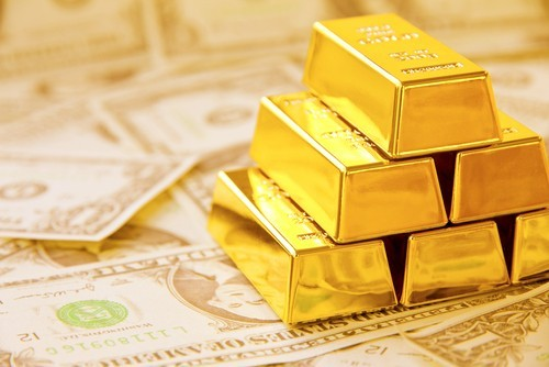 Il prezzo dell'oro chiude in leggero calo, Citigroup pessimista per il 2017