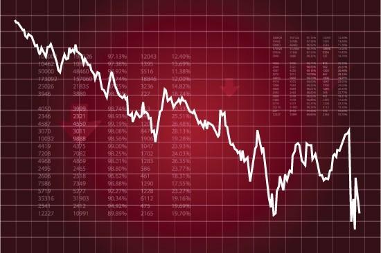 Le borse europee chiudono in rosso, crolla Actelion