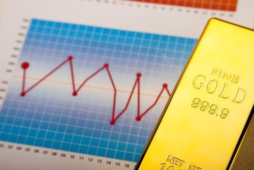 Quotazione oro: Raymond James taglia stime 2017 a 1.250 dollari