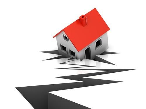 USA: Le costruzioni di nuove case crollano a novembre