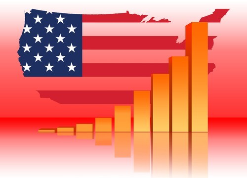 USA, l'economia accelera, PIL terzo trimestre +3,5%
