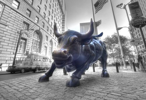 Wall Street: Il toro scalpita, rally e nuovi record