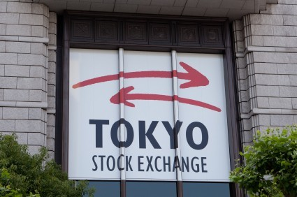 Borsa Tokyo chiude in moderato rialzo, ancora bene il settore finanziario