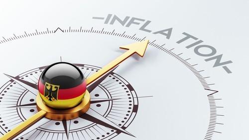 Germania: L'inflazione balza ai massimi da luglio 2013