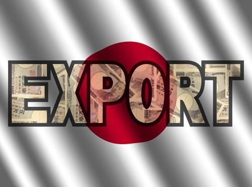 Giappone: Primo aumento delle esportazioni da quindici mesi