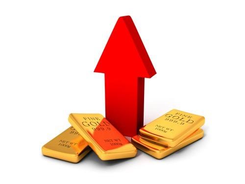 Quotazione oro in salita nel 2016. Miglior performance annua dal 2011