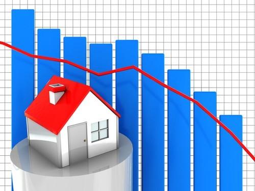USA, le vendite di nuove case precipitano ai minimi da dieci mesi