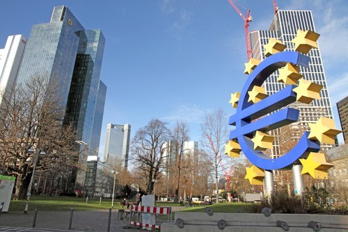 BCE: L'espansione economica prosegue e si rafforza nell'Eurozona