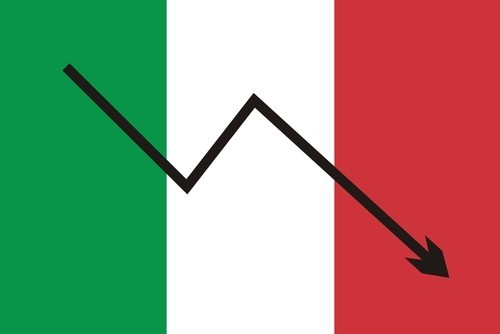 Borsa Milano negativa a metà giornata, ancora male Mediolanum
