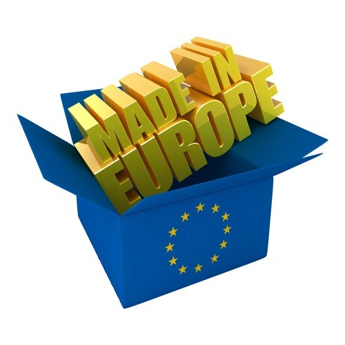 Europa, surplus commerciale di 28,1 miliardi di euro a dicembre 2016