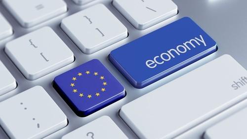 Eurozona, PIL quarto trimestre rivisto a +0,4%