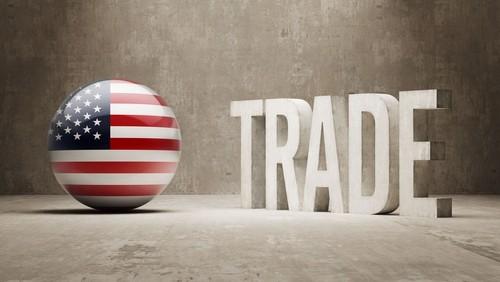 USA, il deficit commerciale scende a dicembre, balzo dell'export