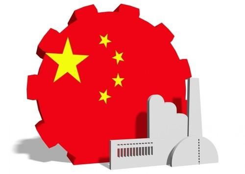 Cina: La produzione industriale accelera all'inizio del 2017