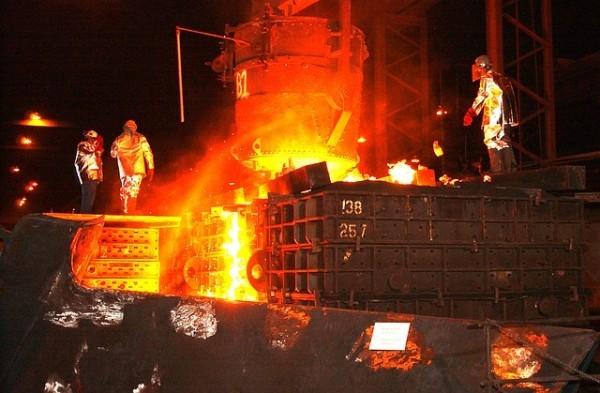 Confindustria vede ripresa produzione a febbraio