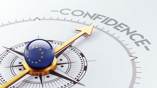 Eurozona: L'indice Sentix sale ai massimi dal 2007