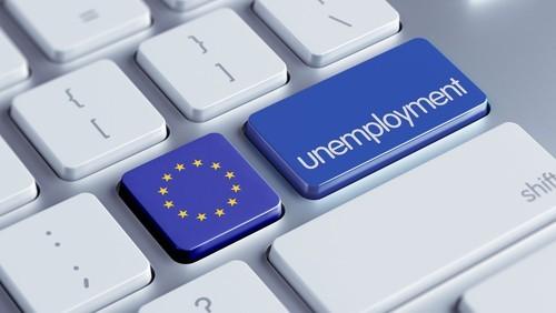 Eurozona, tasso disoccupazione invariato al 9,6%