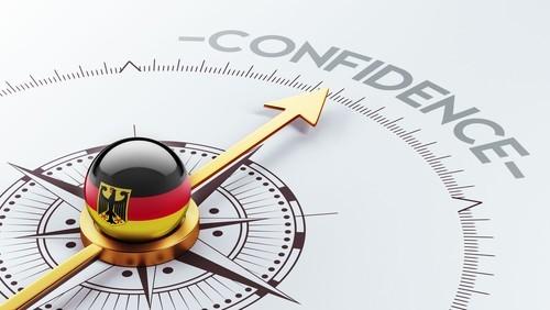 Germania: L'indice ZEW sale a marzo a 12,8 punti