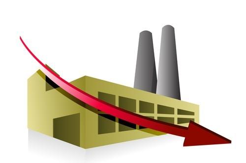 Industria, produzione in crisi all'inizio del 2017