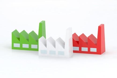 Industria, Istat:giù fatturato(-3,5%) e ordinativi(-2,9%) gennaio