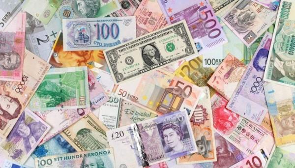 Riserve valutarie, solo il 20% è in euro