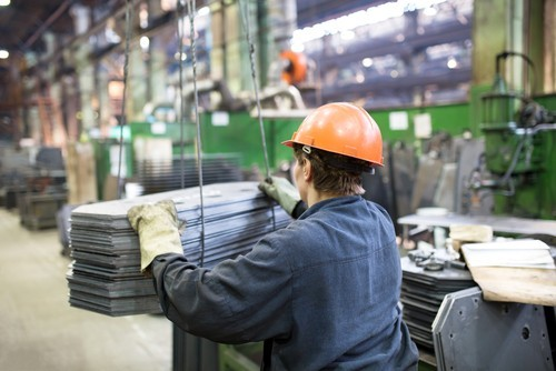 USA, produzione industriale ferma a febbraio