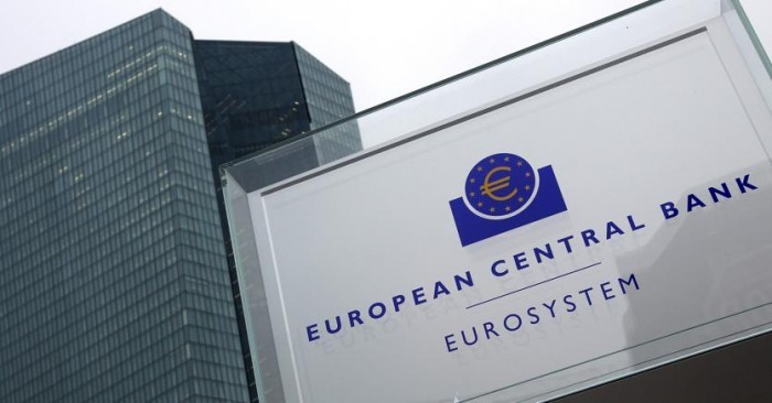 Bce rivede al rialzo Pil Eurozona