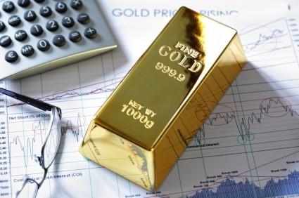 Prezzo oro brilla un pò di più, quotazioni allontanano i minimi