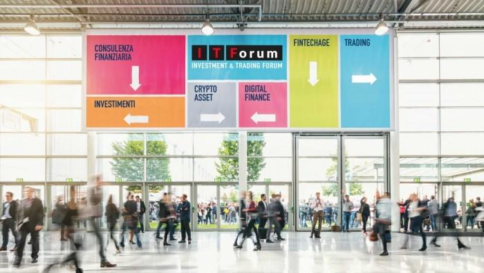 XTB all'IT Forum di Rimini il 14 e 15 giugno con ben tre vantaggi esclusivi